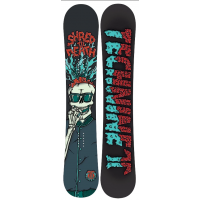 Сноуборд TECHNINE S.T.D. SHRED TIL DEATH SNOWBOARD - T9 COMBO GREEN SKULL F19_O